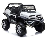 Электромобиль RiverToys Mercedes P555BP белый