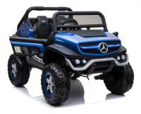 Электромобиль RiverToys Mercedes P555BP синий глянец