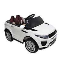 Электромобиль RiverToys Range O007OO VIP белый