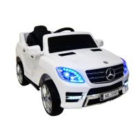 Электромобиль RiverToys Mercedes-Benz ML-350 белый