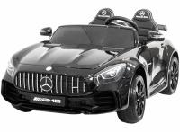 Электромобиль RiverToys Mercedes-Benz GT-R черный глянец