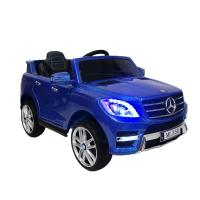 Электромобиль RiverToys Mercedes-Benz ML-350 синий глянец