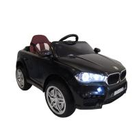 Электромобиль RiverToys BMW O006OO VIP черный
