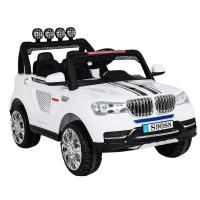 Электромобиль RiverToys BMW T005TT 4x4 белый
