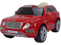 Электромобиль RiverToys Bentley (JJ2158) красный