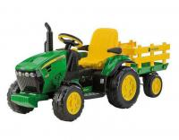 Электромобиль Peg-Perego Deere Ground Force