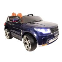 Электромобиль RiverToys Range Rover SPORT E999KX синий глянец