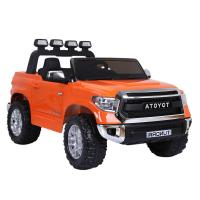 Электромобиль RiverToys Tundra mini JJ2266 оранжевый
