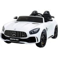 Электромобиль RiverToys Mercedes-Benz GT-R белый