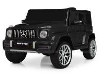 Электромобиль RiverToys Mercedes-AMG G63 K999KK-4 WD черный