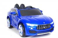 Электромобиль RiverToys Maserati Levante А008АА синий