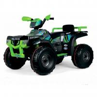 Электромобиль Peg-Perego Polaris Sportsman 850 Lime