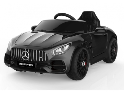 Электромобиль RiverToys Mercedes-Benz AMG GT O008OO черный глянец
