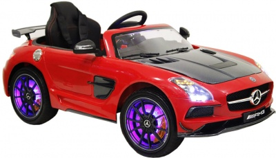 Электромобиль RiverToys Mercedes А333АА VIP-CARBON красный