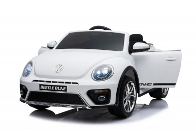 Электромобиль RiverToys Volkswagen Juke (Т001ТТ) белый