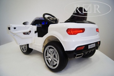 Электромобиль RiverToys BMW O006OO VIP белый